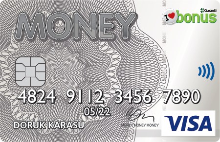 MONEY VİSA PLATİNUM