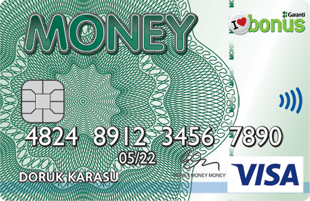 MONEY VİSA